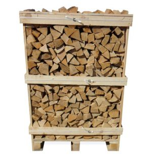 Kiln Dried Ash Large Crate